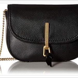 Vera Bradley leather crossbody